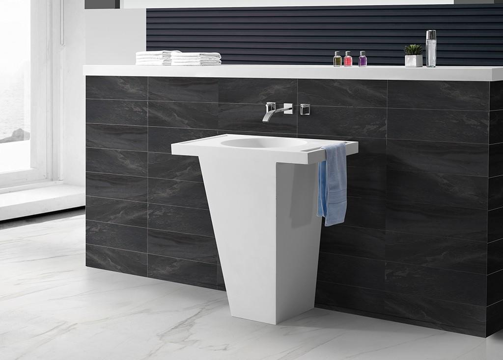 KingKonree bathroom sink stand design for home-1
