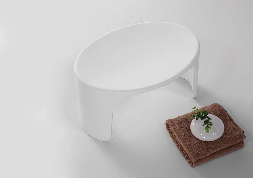 KingKonree white shower stool manufacturer for hotel-1