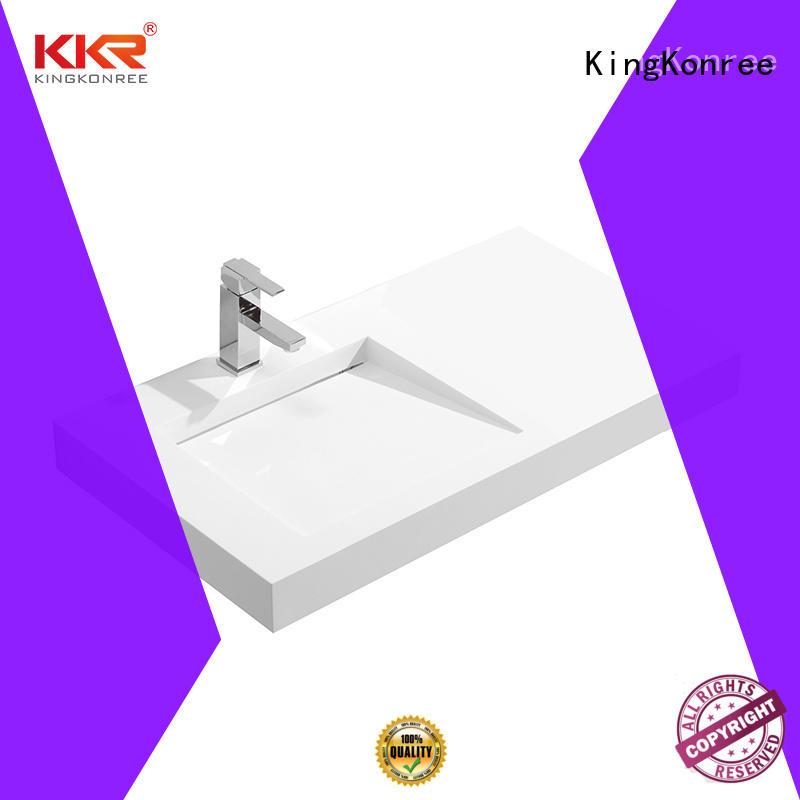 KingKonree wash basin models and price design for bathroom