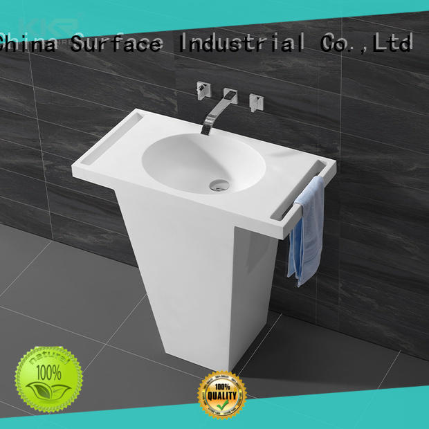 KingKonree stable solid surface basin top-brand for hotel