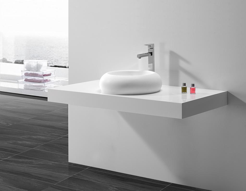 KingKonree standard above counter basins supplier for home-1