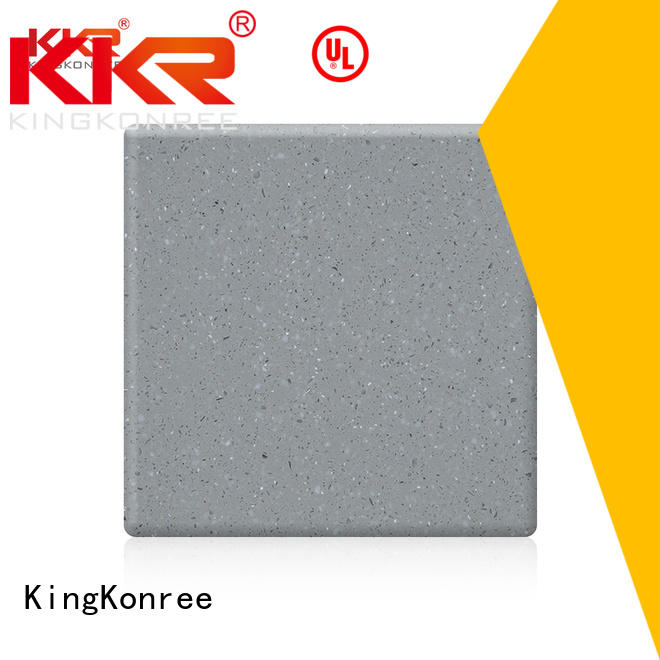 acrylic solid surface sheet sheets kkr modified KingKonree Brand modified acrylic solid surface
