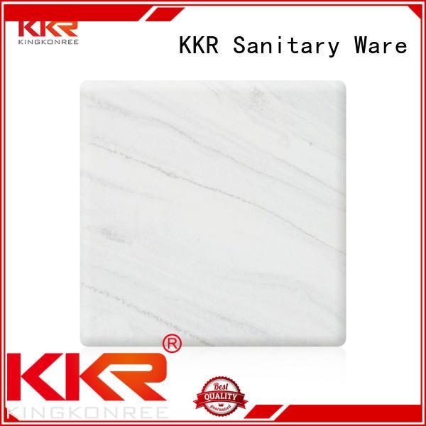 texture solid acrylic sheet sheets KingKonree company
