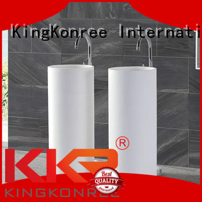 KingKonree Brand free wasn wash freestanding basin manufacture