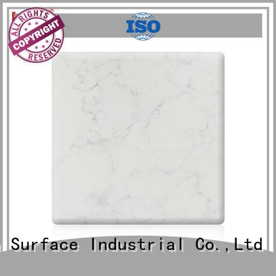 fabricante de lámina de superficie sólida acrílica de resina para el hogar KingKonree