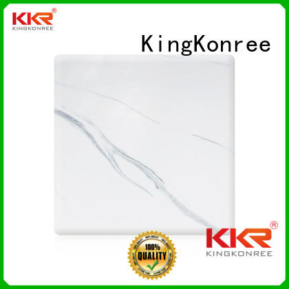 solid acrylic sheet kkr texture solid surface sheets KingKonree Brand