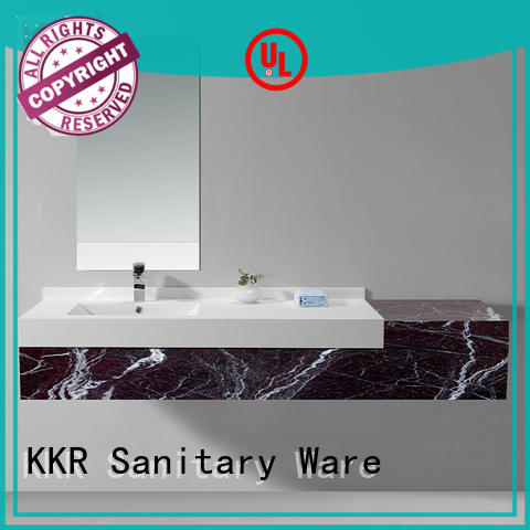 at discount solid surface basin on-sale for shower room