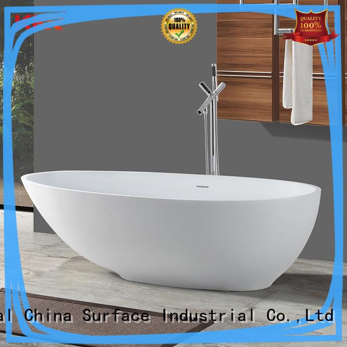 large freestanding bath custom for bathroom KingKonree