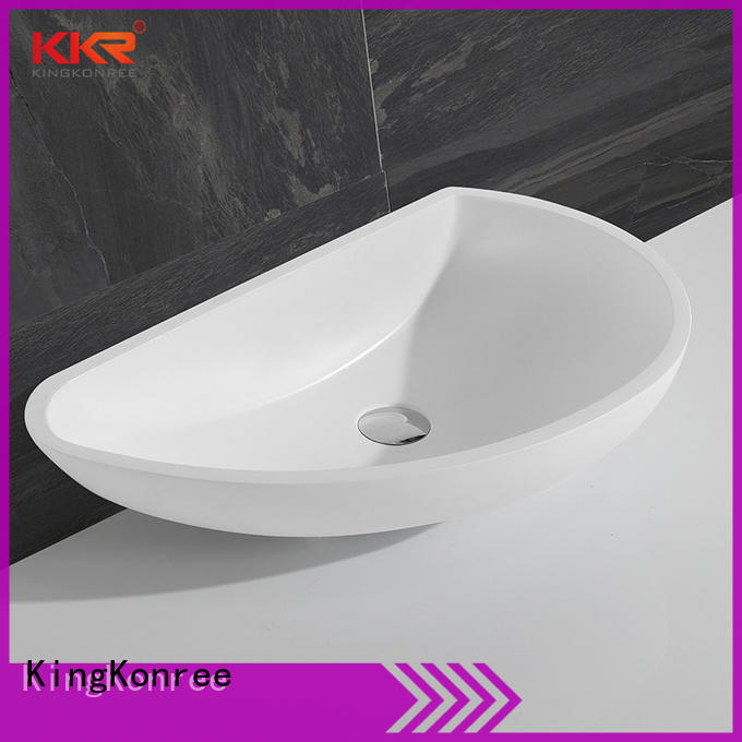 KingKonree above counter vessel sink manufacturer for home