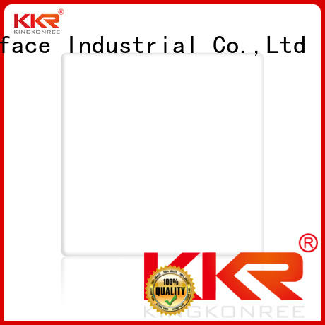 acrylic solid surface sheets suppliers solid solid surface countertops prices KingKonree Brand