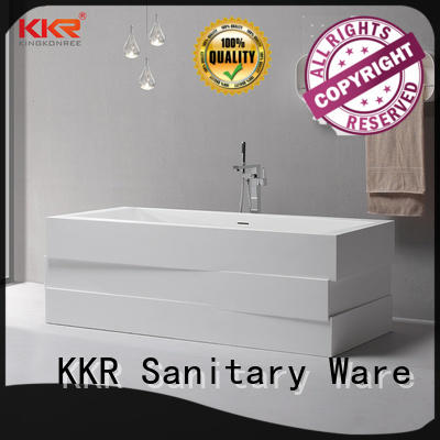 KingKonree stand alone bathtubs for sale OEM for family decoration