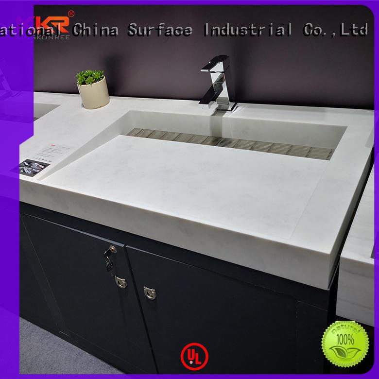 KingKonree royal washroom basin supplier for toilet