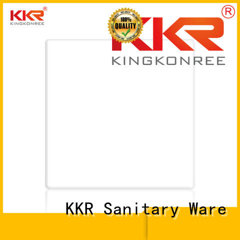 KingKonree Brand length 96 modified acrylic solid surface solid factory