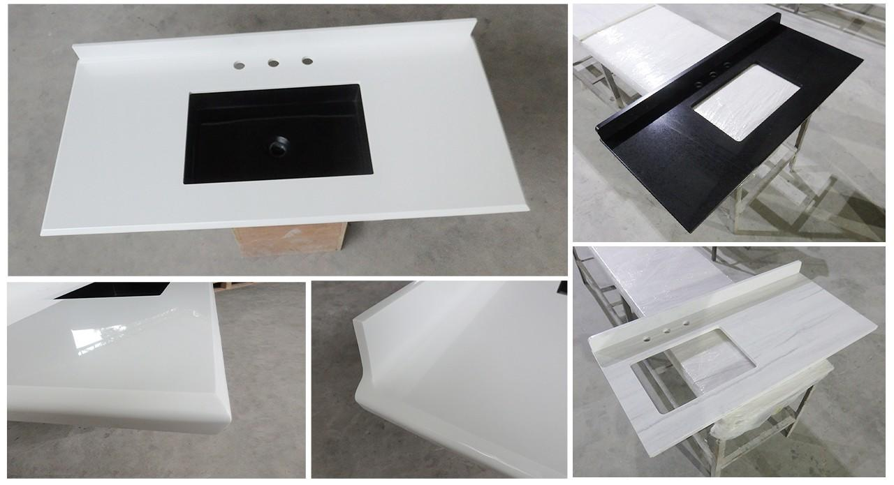 KingKonree quality bathroom tops customized for hotel-1