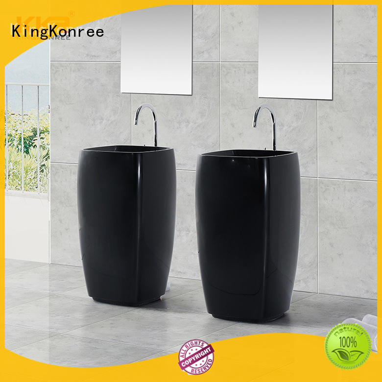basin stands for bathrooms for hotel KingKonree