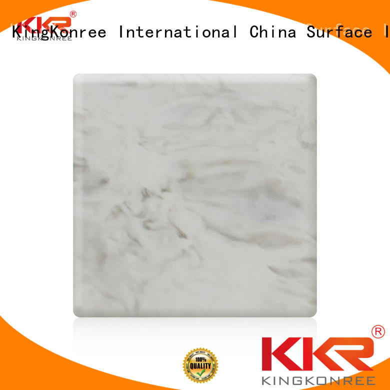 sheets pattern texture solid surface sheets KingKonree Brand company