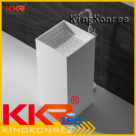 unique freestanding basin modern standing KingKonree company
