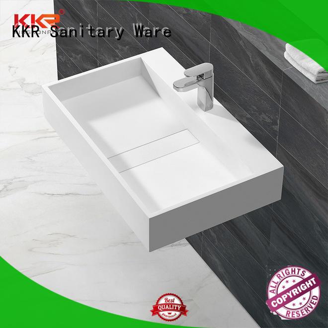 KingKonree best material wash hand basin top-brand for family