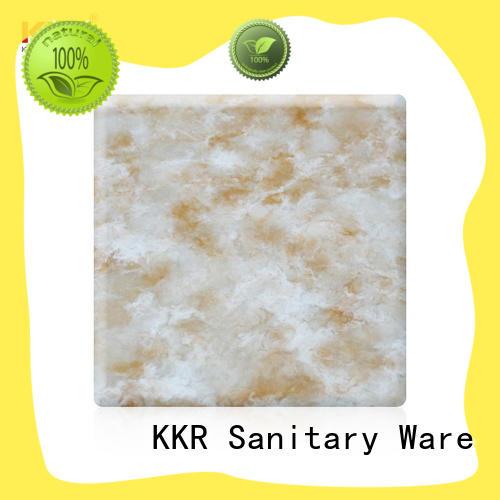 discount solid surface sheets for indoors KingKonree