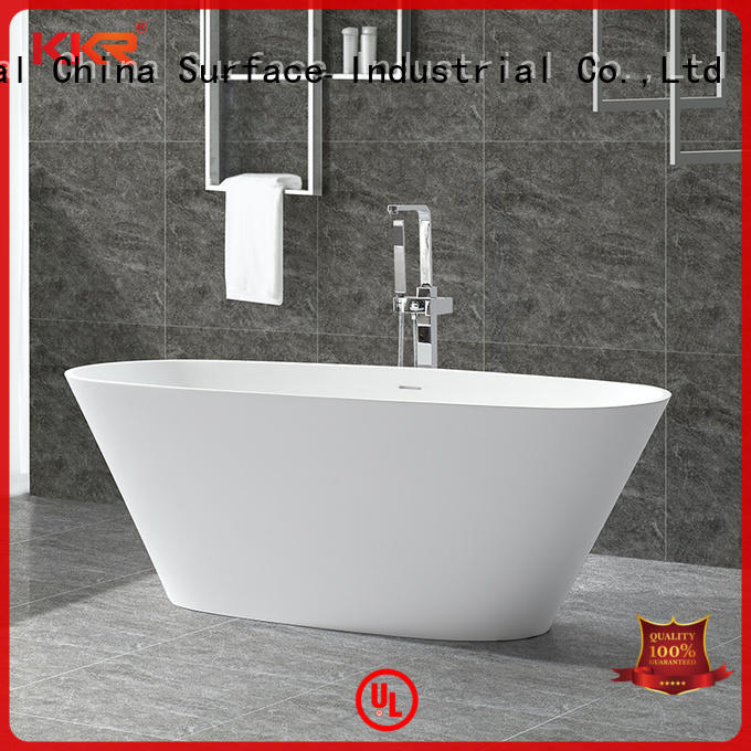 overflow free standing bath tubs for sale ODM for family decoration
