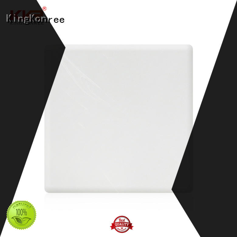 KingKonree acrylic solid surface sheet supplier for home