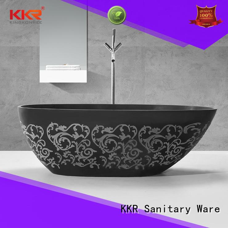 KingKonree bulk production free standing bath tubs for sale custom for family decoration