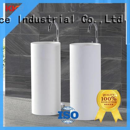 freestanding vanity basins for home KingKonree