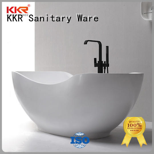 KingKonree bulk production rectangular freestanding tub at discount