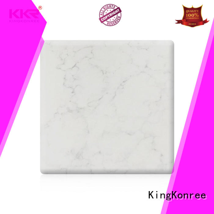 KingKonree black buy solid surface sheets online for room