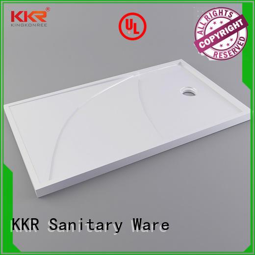 KingKonree long shower tray top for bathroom