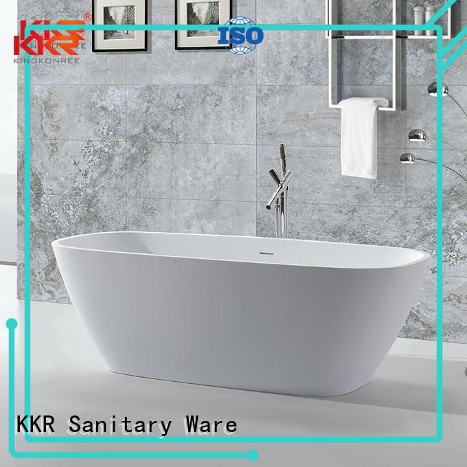 b008 furniture shelves solid surface bathtub KingKonree Brand company