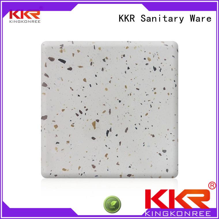 KingKonree thick wholesale acrylic sheets customized for hotel