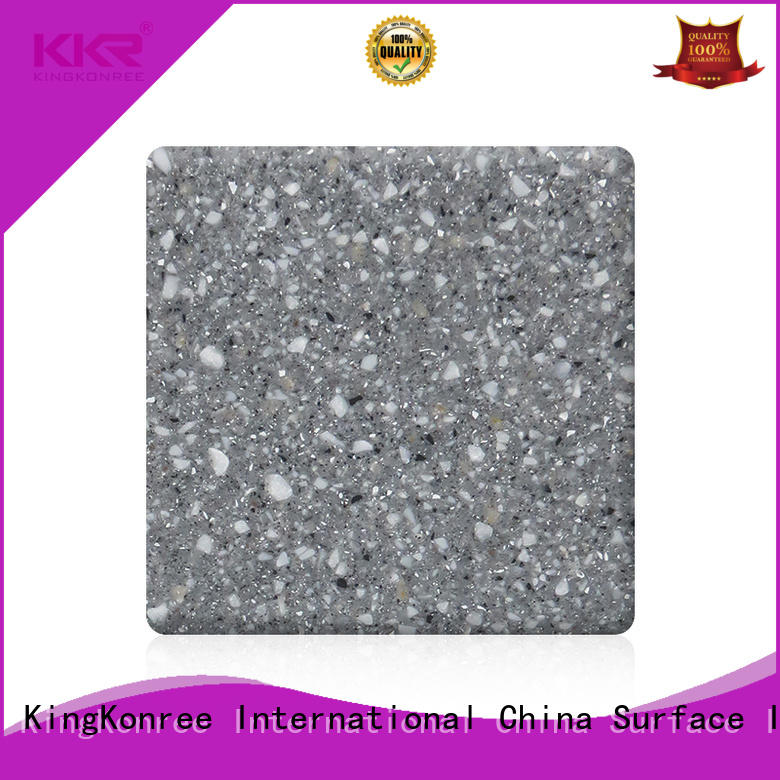 acrylic surface manufacturer for room KingKonree