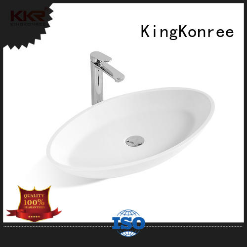 best quality top mount bathroom sink customized for home