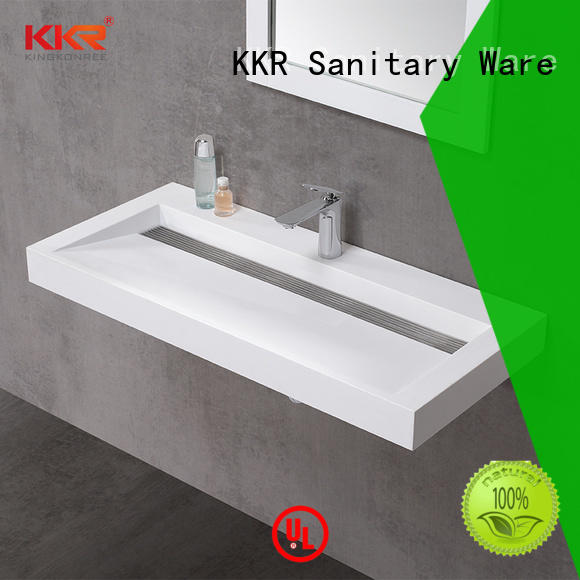 KingKonree stylish wash basin customized for home