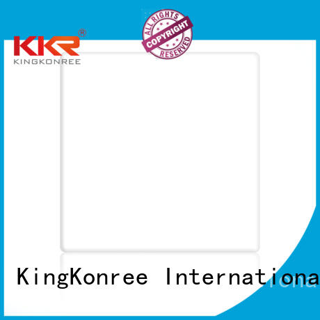 acrylic solid surface sheet modified sheets surface Warranty KingKonree