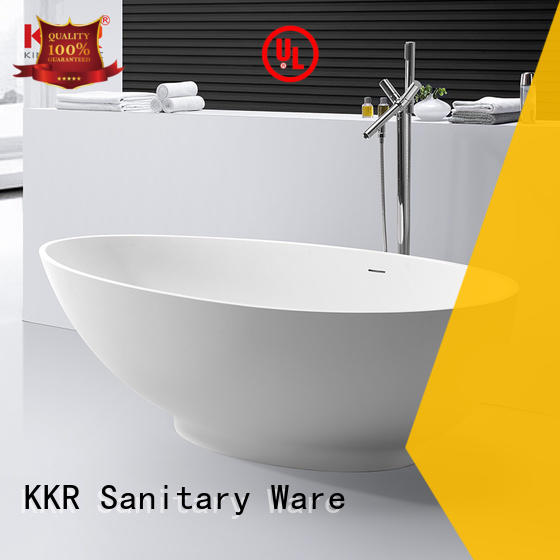 KingKonree on-sale rectangular freestanding tub OEM for family decoration