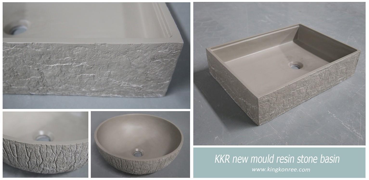 KingKonree durable small countertop basin supplier for restaurant-2