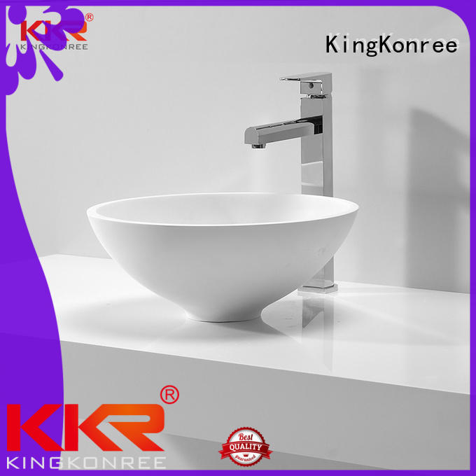 durable above counter sink bowl supplier for home
