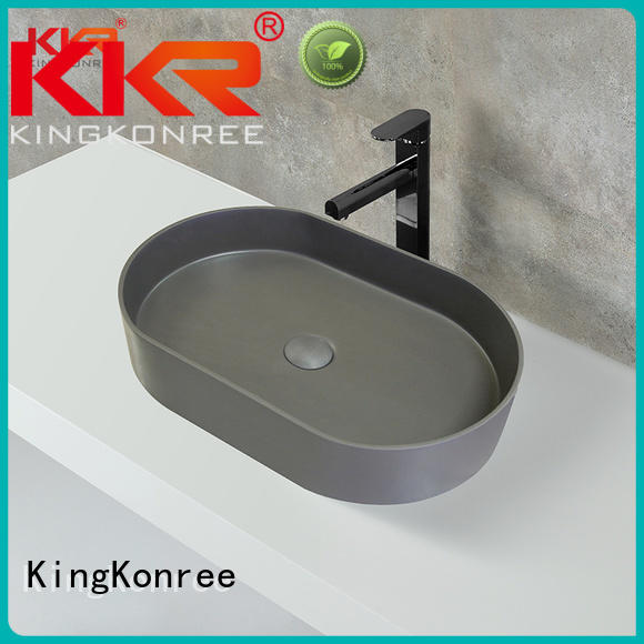KingKonree Brand countertop egg selling above counter basins
