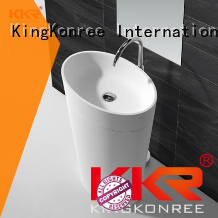 Durable Corian Sinks For Wholesale For Bathroom Kingkonree