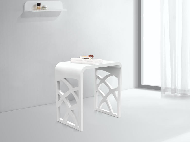 KingKonree bathroom chairs and stools customized for home-1