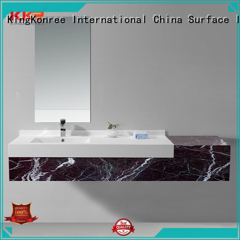 KingKonree approved sanitary ware manufactures manufacturer for hotel