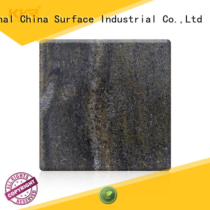 popular acrylic solid surface sheet manufacturer for indoors