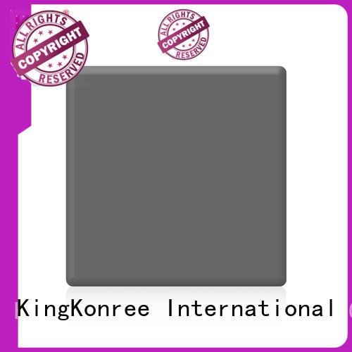 KingKonree wholesale acrylic sheets design for restaurant