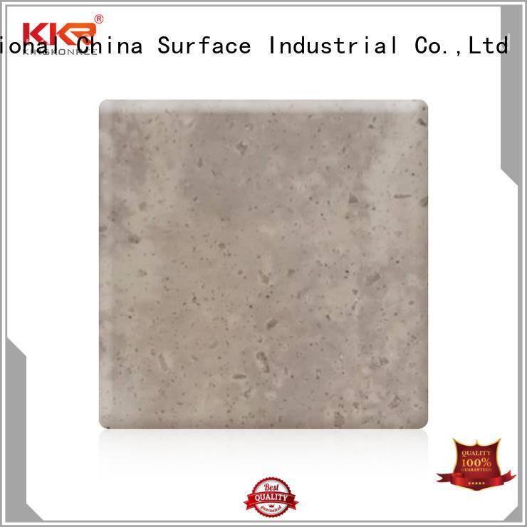 solid surface sheets for home KingKonree