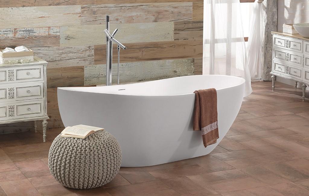 KingKonree acrylic freestanding tub ODM-1
