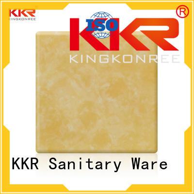 KingKonree wholesale acrylic sheets under-mount for home