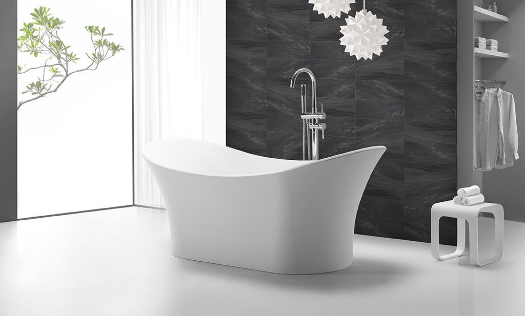 matt stand alone bathtubs for sale free design for hotel-1