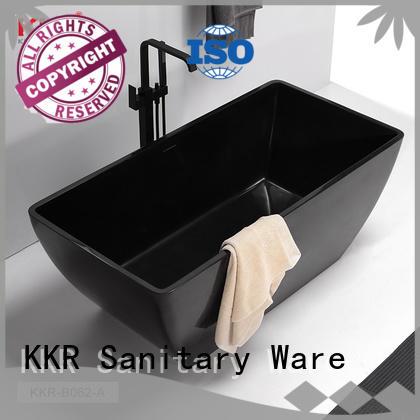 KingKonree large freestanding bath free design for hotel
